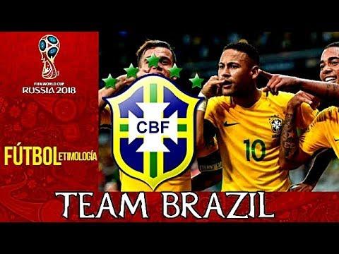 Team Brazil: Russia 2018 profile