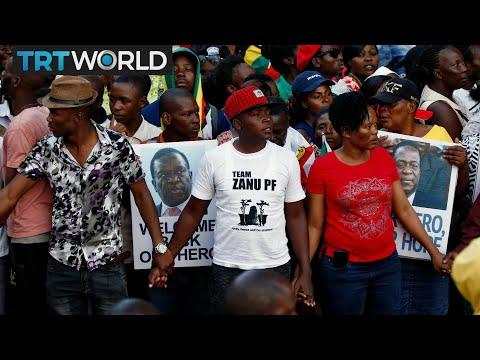 Zimbabwe's New Era: Former VP Mnangagwa returns from South Africa