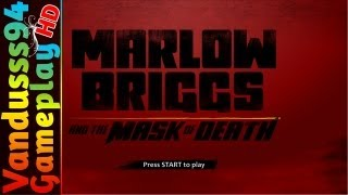 Marlow Briggs And The Mask Of Death Gameplay [PC FULL HD]