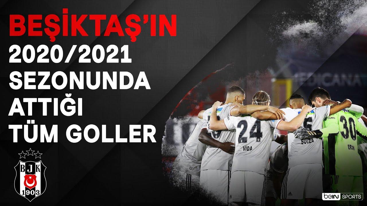 Download Beşiktaş | 2020/21 Sezonu | Tüm Goller | #SüperLig