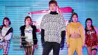 비 RAIN_MINI ALBUM 'MY LIFE愛' preview -앨범엿보기