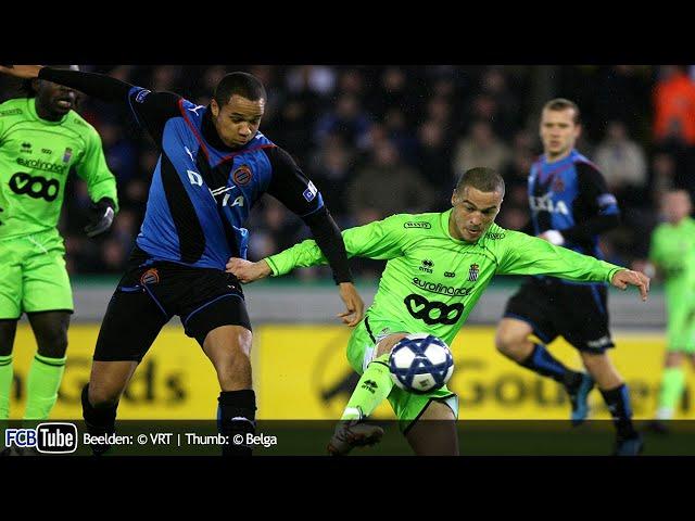 2009-2010 - Jupiler Pro League - 16. Club Brugge - SC Charleroi 1-0