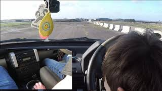 CHASE SHARPE - DRIVING A CAR! - FEBRUARY 2020