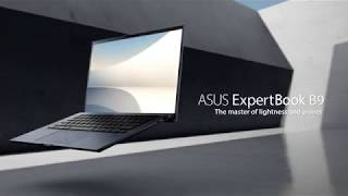 ExpertBook B9 - The master of lightness and power | ASUS