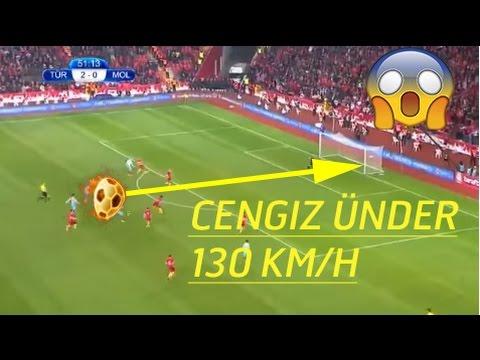 CENGİZ ÜNDER'DEN HARİKA GOL!