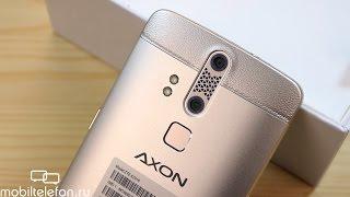 ZTE Axon Elite: быстрый обзор и распаковка (unboxing + preview)
