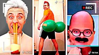 Как снимали А4: Кто сделает самый смешной ТикТок, получит 1000$ - челлендж