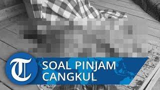 Pria Penggal Kepala Siswa SD di Kalimantan karena Masalah Cangkul