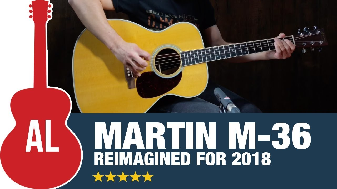 martin m 36 review featuring corey congilio youtube. Black Bedroom Furniture Sets. Home Design Ideas
