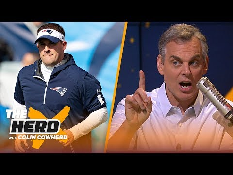 Colin Cowherd analyzes the Packers' coaching vacancy and Eagles playoff prospects | NFL | THE HERD