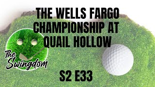 The Wells Fargo Championship at Quail Hollow Mid Tournament Review of The Cut | PGA Tour Podcast