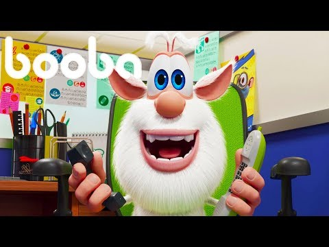 Booba 📞📁 Office ☎️ 💻 Best cartoons collection 💚 Cartoons Compilation 😂 Funny cartoons for kids