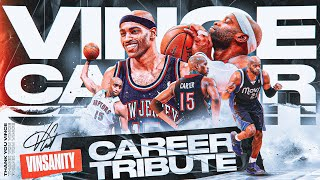VINSANITY : Vince Carter's Best Moments From His 22 Seasons