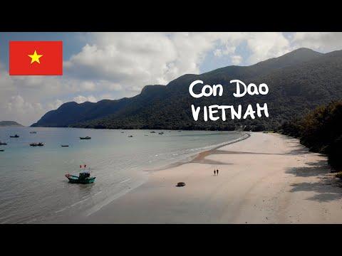 The Best Beach in Vietnam, Con Dao Island | 4K