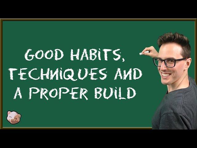 StarCraft 2 Coaching | Good Habits, Techniques and a Proper Build