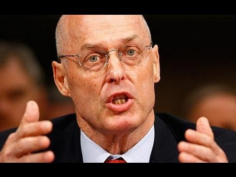 Paulson Told Wall Street Fannie & Freddie Bailouts Coming