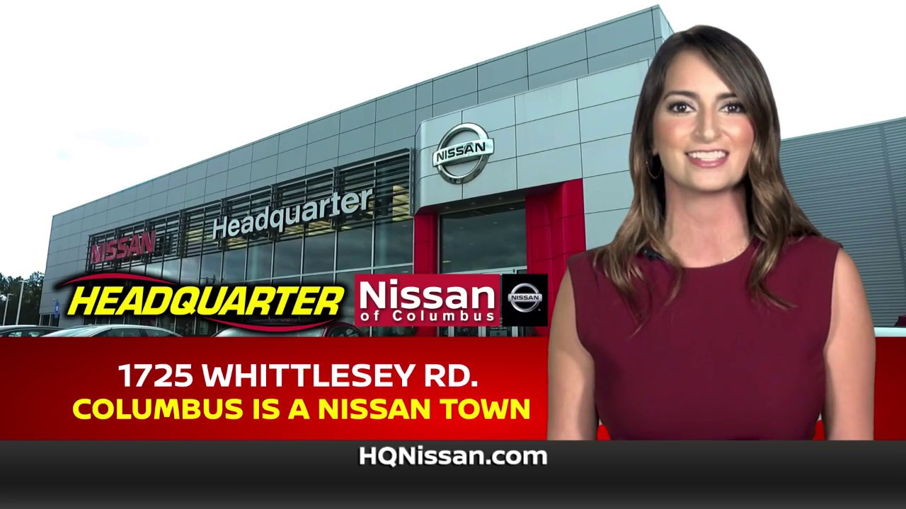 Headquarter Nissan Columbus Ga >> Used Cars At Headquarter Nissan