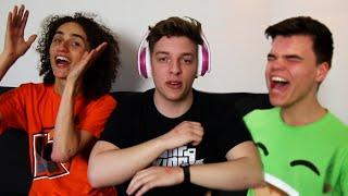 WHISPER CHALLENGE! w/ Jelly & Kwebbelkop