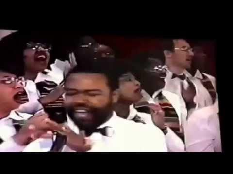 The Martin Luther King Sr. Choir Ebenezer Baptist Atlanta