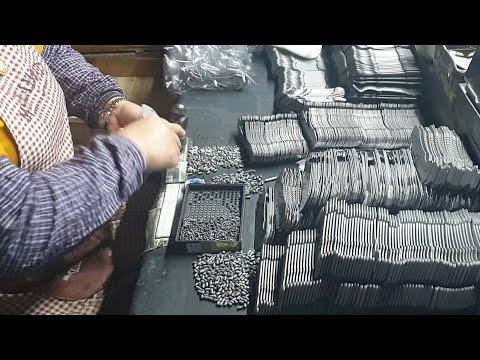 Вся правда о производстве ножей в Китае