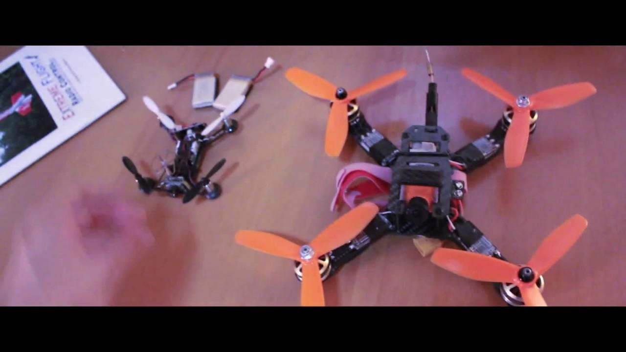Fpv Race Drone Short Circuit Youtube
