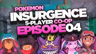 "Pokémon Insurgence 5-Player Randomized Nuzlocke - Ep 4 ""TRAINER SCHOOL CHAMPIONS!"""