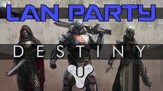Destiny - Wizard Battle - LAN Party
