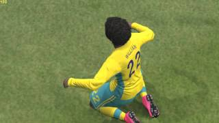 Pro Evolution Soccer 2016 PC Gameplay 970 GTX Max Setting