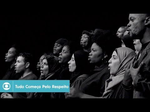 """"""" O meu País é a Terra"""" - Flávia Alessandra narra campanha sobre o Dia Mundial do Refugiado"""