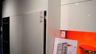 Фурнитура для кухни без ручек(Современная фурнитура для кухонной мебели без ручек., 2015-03-31T17:53:41.000Z)