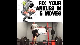 Free Up Those Ankles | SmashweRx | Trevor Bachmeyer