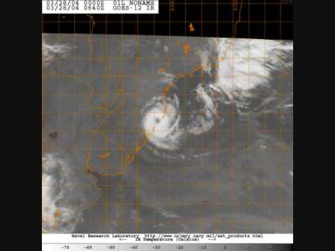 Cyclone Catarina (50L.NONAME) First South Atlantic Hurricane Force Storm!!!