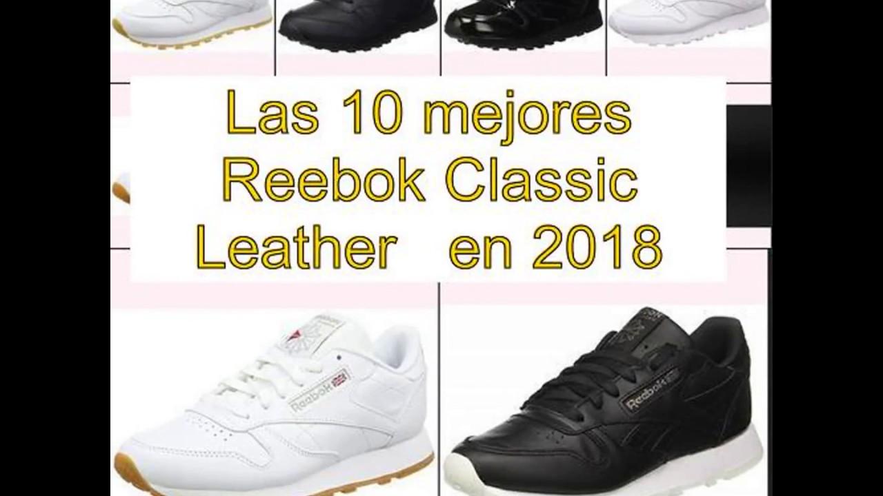 reebok classic leather 2018