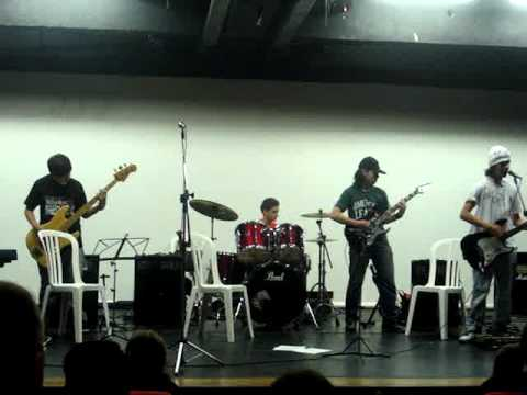 Banda Inpakto - Everlong ( Foo Fighters Cover )