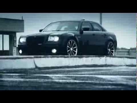 "Chrysler 300 SRT8 on 22"" Vossen VVS-CV1 Concave Wheels ..."