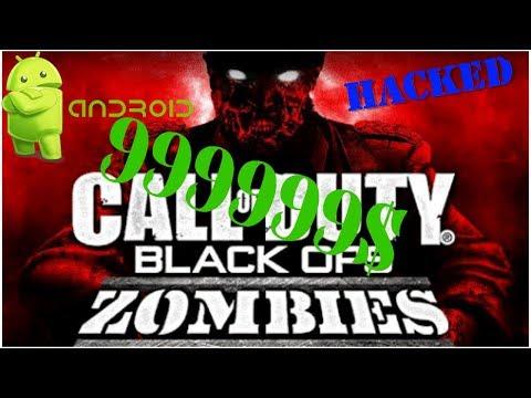COD Black Ops Zombies android gratuit mod apk