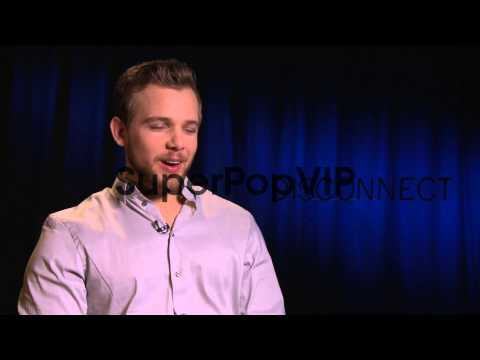 Max Thieriot on dealing with comments about h...