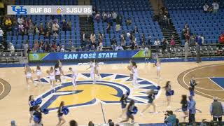 Buffalo at San Jose State Women's Basketball 11-21-19