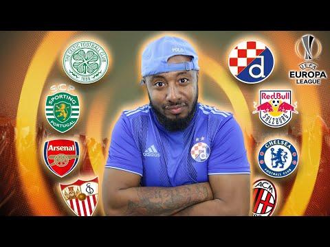 Dinamo Zagreb, Sevilla, & Arsenal Impress | 2018/19 Europa League Match Day One Review