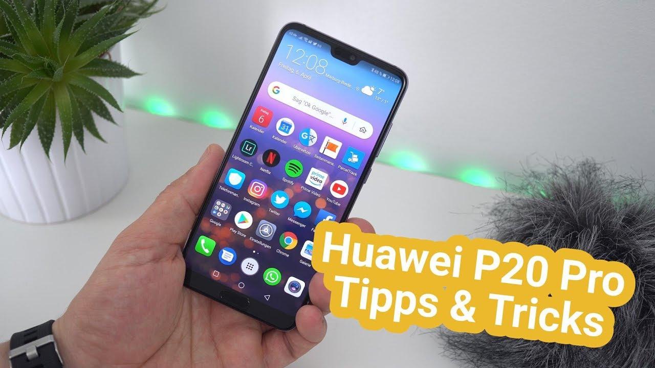 Download Huawei P20 Pro: die BESTEN Tipps, Tricks & Funktionen   deutsch
