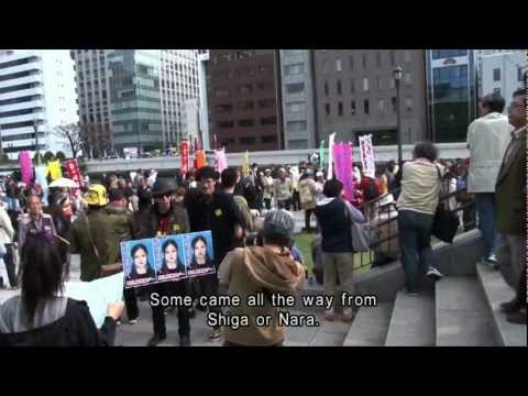 """BETWEEN YESTERDAY & TOMORROW #01 """"Stop Nuclear Power Plants!"""" [English subtitles]"""
