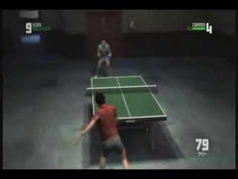 [Xbox360] Rockstar Table Tennis