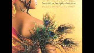 Download India.Arie - Headed In The Right Direction (Scott Wozniak Remix) MP3 song and Music Video