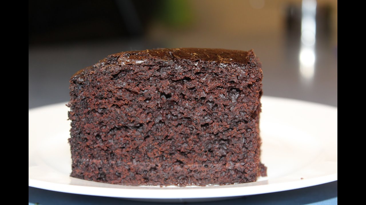 Egg And Dairy Free Chocolate Cake