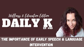 Giving Students the Courage to Use Their Voice | Daily K Ep. 99 | Nancy Barrows | KT TeeV