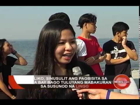PUBLIKO, SINUSULIT ANG PAGBISITA SA MANILA BAY BAGO TULUYANG ISARA | February 9, 2019
