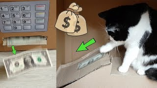 Cash withdrawal from the ATM. How does it work?