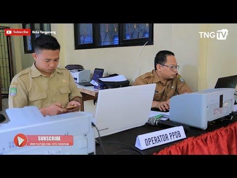 Penerimaan Siswai Didik Baru Jalur Prestasi Di Kota Tangerang [Tangerang TV]