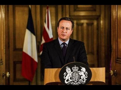Cameron to urge Putin to focus fight in Syria on IS