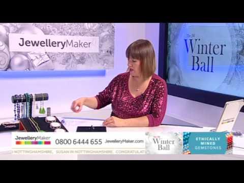 Jewellery Maker Live 23/10/2016 - 8am - 1pm